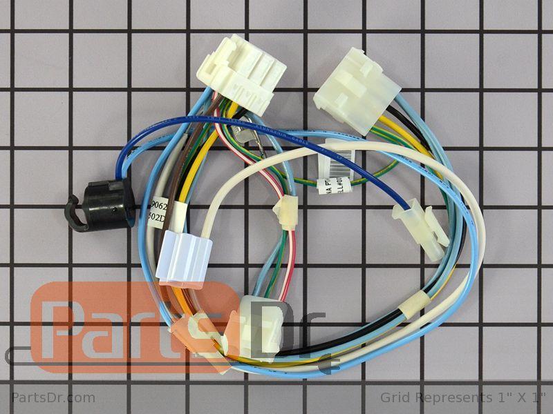 Frigidaire 242213502 Refrigerator Defrost Sensor Wire Harness Genuine OEM part