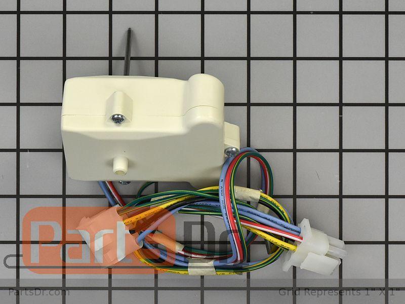 Brand New Genuine Frigidaire Refrigerator Evaporator Fan Motor Part# 242219204