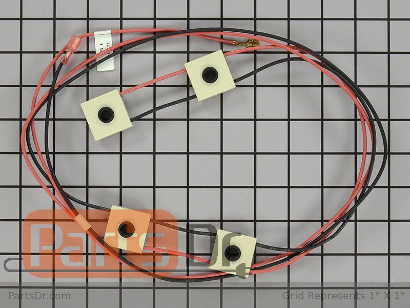 ignition switch \u0026 wire harness