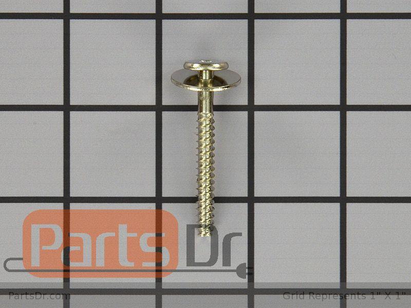 316433303 Frigidaire Oven Door Handle Screw Parts Dr