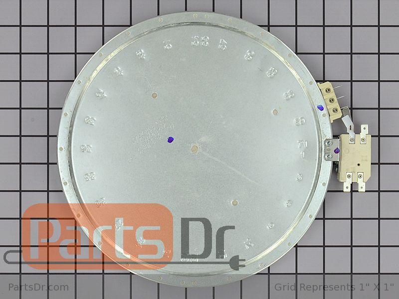 318198952 Range Dual Surface Element Genuine Original Equipment Manufacturer Part OEM