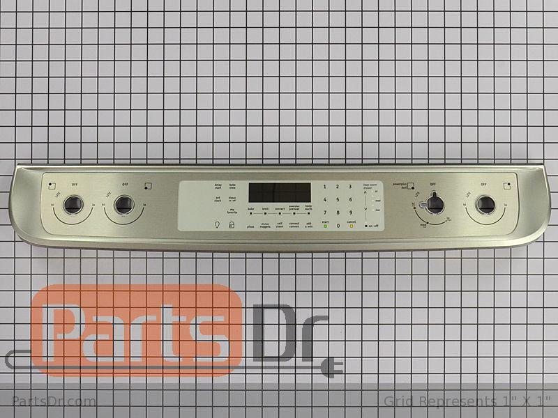 318922147 Frigidaire Range Control Panel Parts Dr