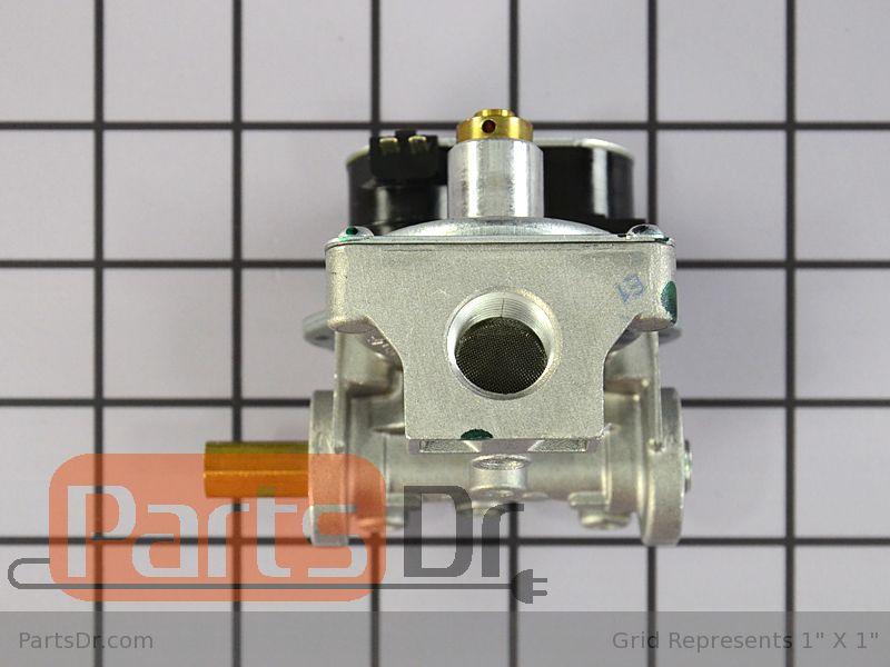 Genuine Frigidaire Dryer Gas Valve Assembly 131180700 5303207409