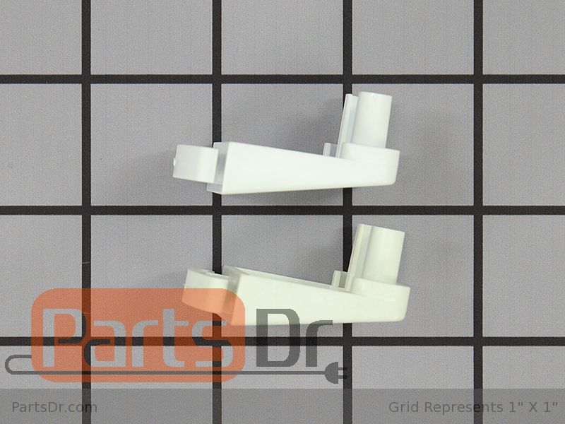 Electrolux 5303925377 END CAP SET RH /& LH NEW GENUINE