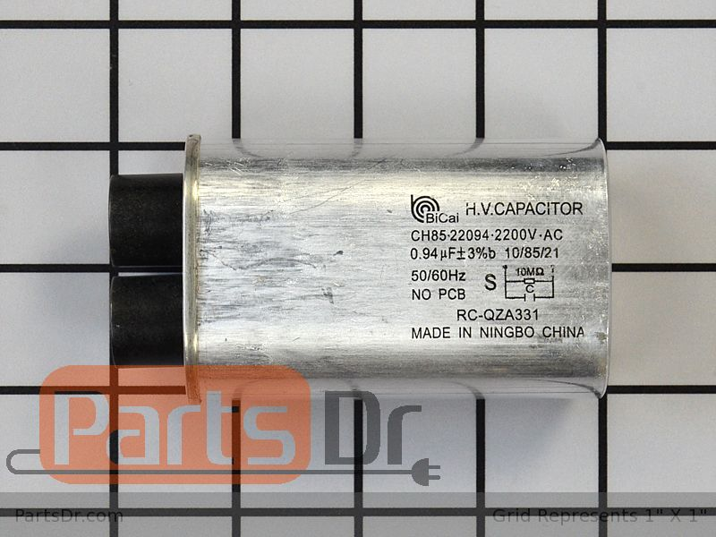 5304470539 - Frigidaire High Voltage Capacitor | Parts Dr