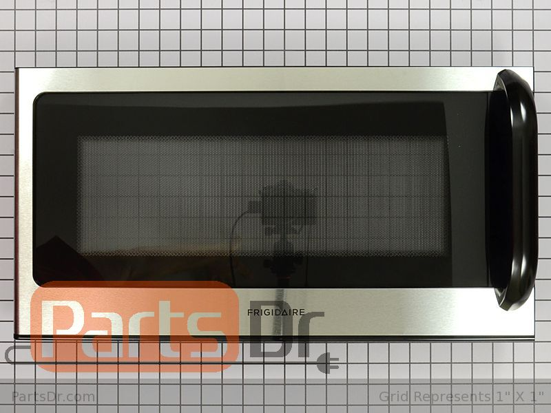 Microwave Parts · Door Assembly (Stainless)