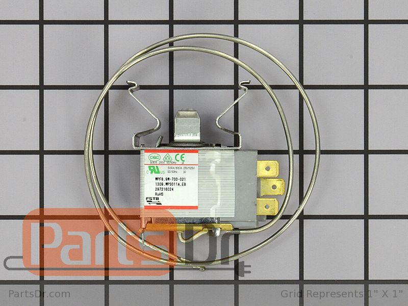 5304497345 Frigidaire Temperature Control Thermostat