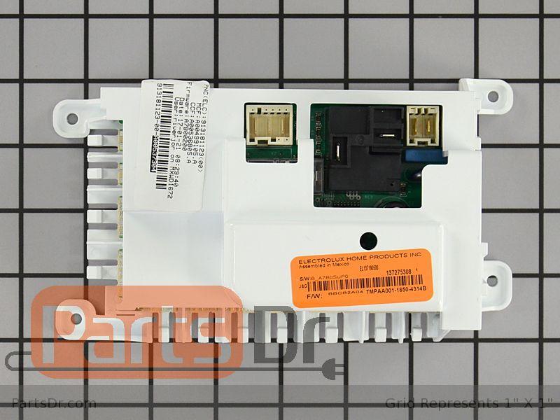 WASHER//DRYER CONTROL BOARD 137275308