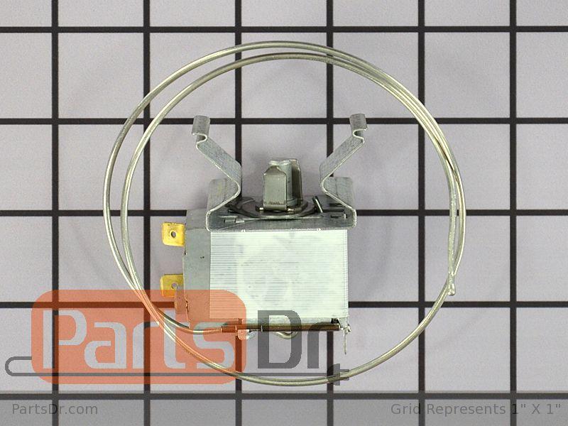 5304513033 Frigidaire Temperature Control Thermostat