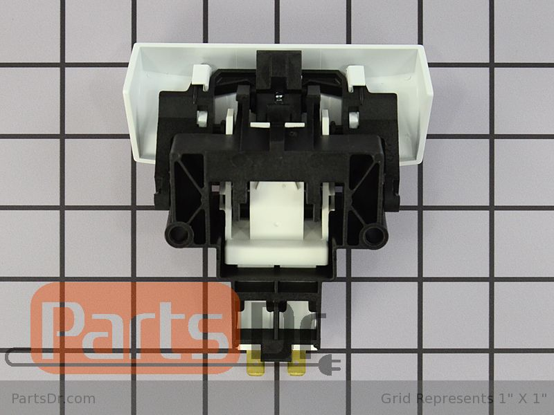 Genuine Frigidaire A00099901 Dishwasher Door Latch 154556701 AP5669278 PS6448152