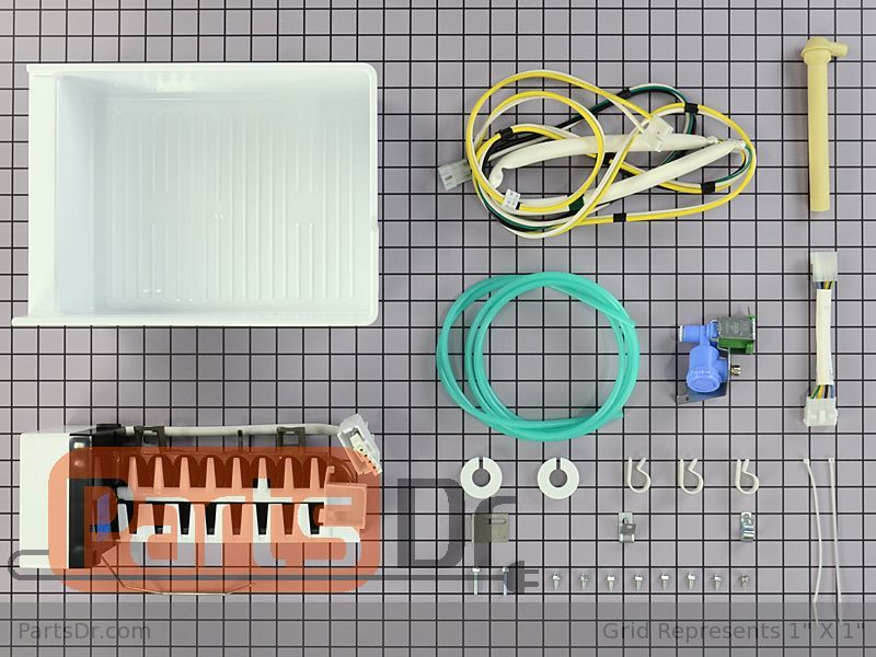 Ice Maker Kit on