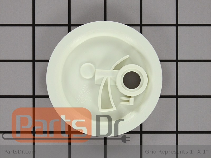 Wd16x297 Ge Dishwasher Detergent Cup Cover Parts Dr