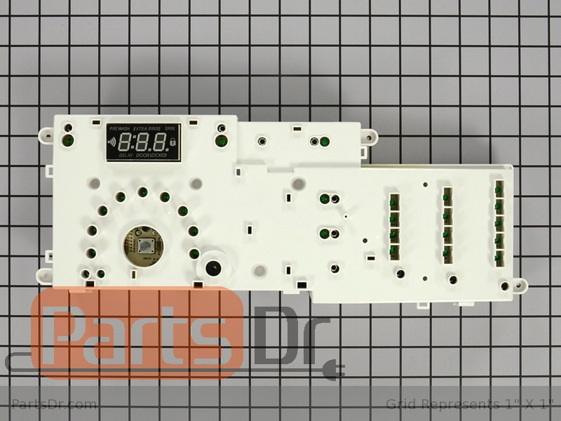 PART# WH12X10399 WH12X10366 175D5261G005 GE WASHER MAIN CONTROL BOARD