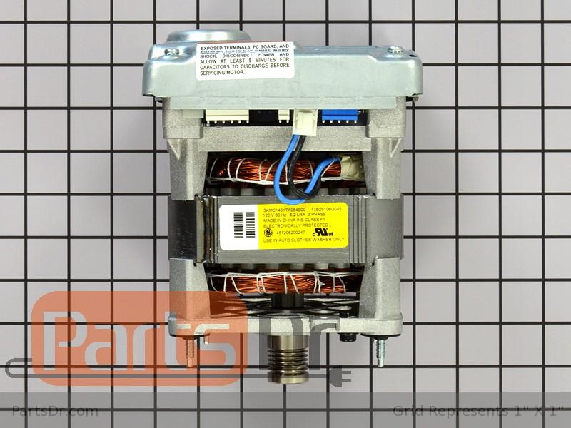 Wh20x10058 Ge Motor Amp Inverter Board Parts Dr