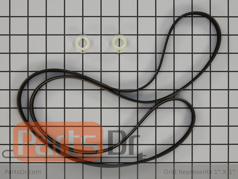 Genuine OEM Whirlpool Washer Washing Machine Drive Belt 12001788