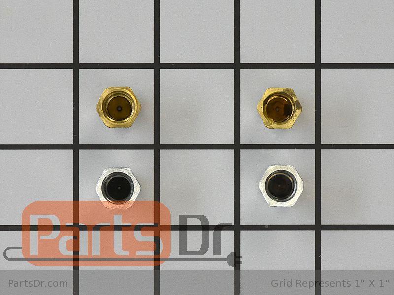Part 318565429 Cooktop LP Conversion Kit Genuine Original Equipment Manufacturer OEM