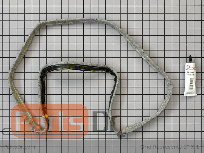 Genuine OEM 280140 Whirlpool Dryer Seal PS990009