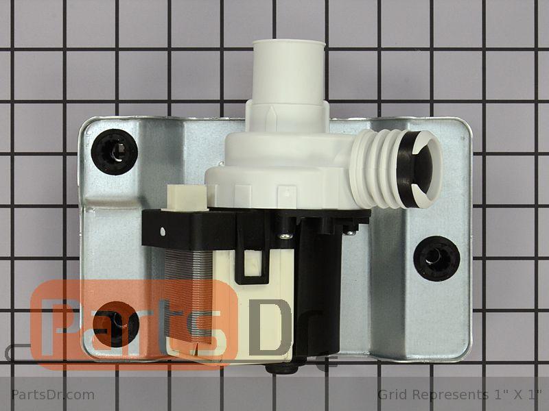 Wp34001320 Maytag Neptune Drain Pump Assembly Parts Dr