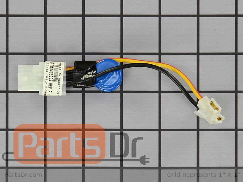 wp3406653 whirlpool sensor wire harness parts dr Fuel Pump Wire Harness dryer parts � sensor wire harness