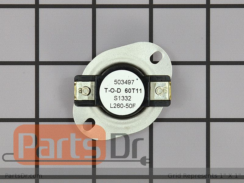 Whirlpool 35001092 WP35001092 PS11741822 AP6008682 High Limit Thermostat