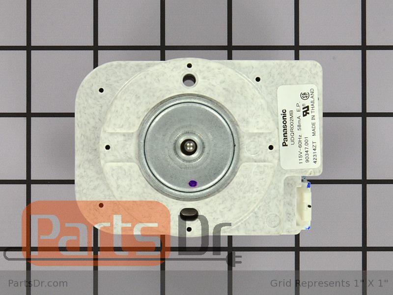 61005339 Maytag Evaporator Fan Motor Parts Dr