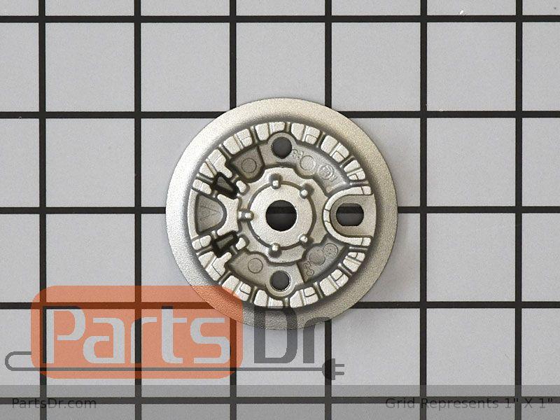 Whirlpool 814512 Burnr-Top