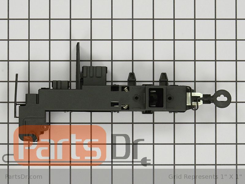Door Latch Lock Switch Assembly