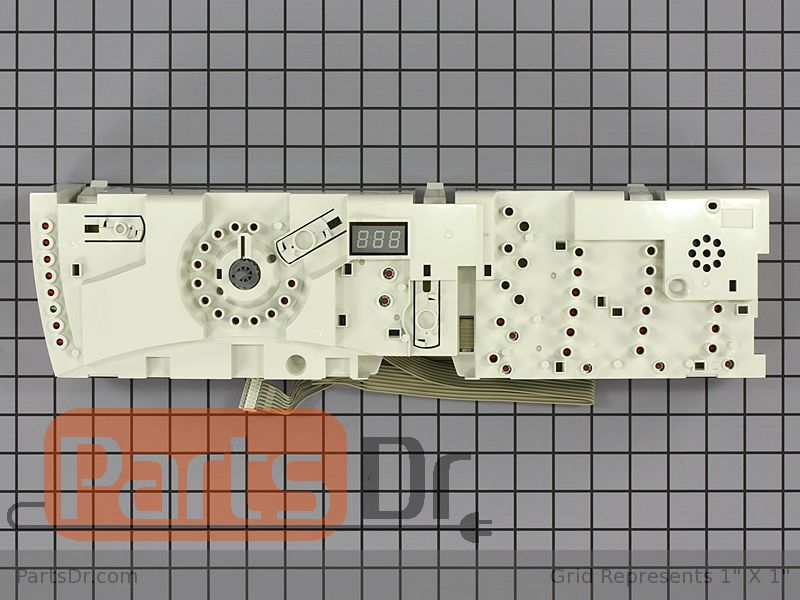 Wp8182785 Whirlpool User Interface Control Board Parts Dr