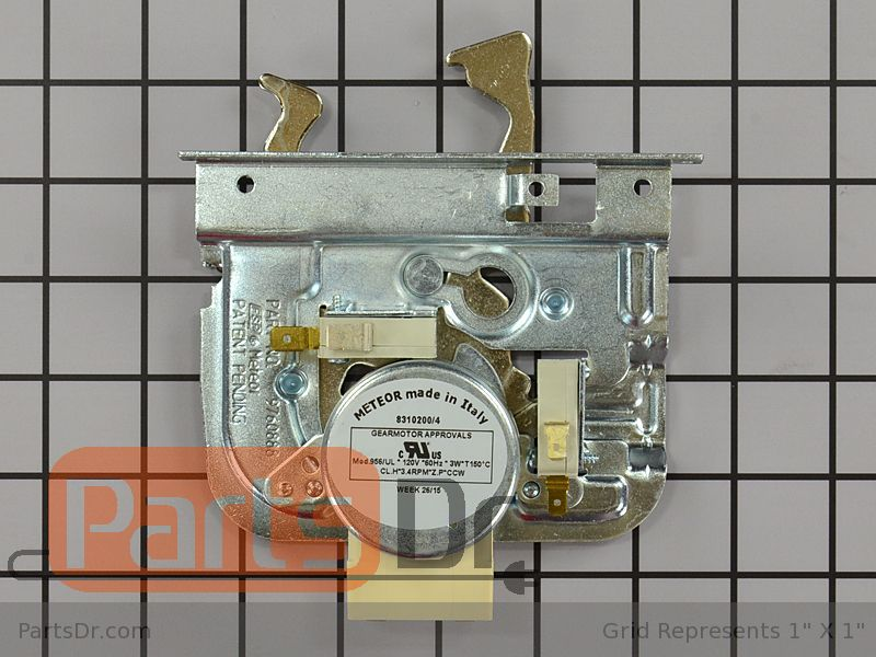 Wp9760889 Whirlpool Door Lock Assembly Parts Dr