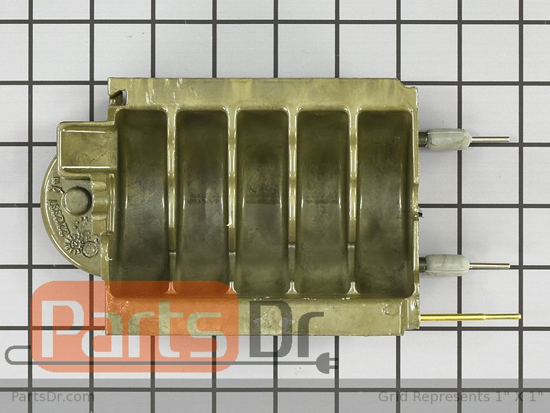Wpw10122550 Whirlpool Ice Maker Mold Amp Heater Parts Dr