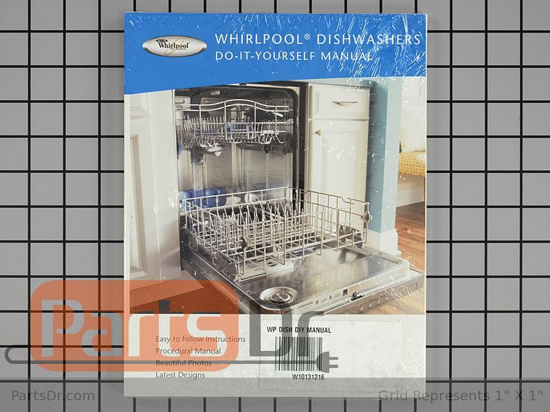 W10131216 whirlpool dishwasher repair manual parts dr dishwasher parts repair manual solutioingenieria Image collections