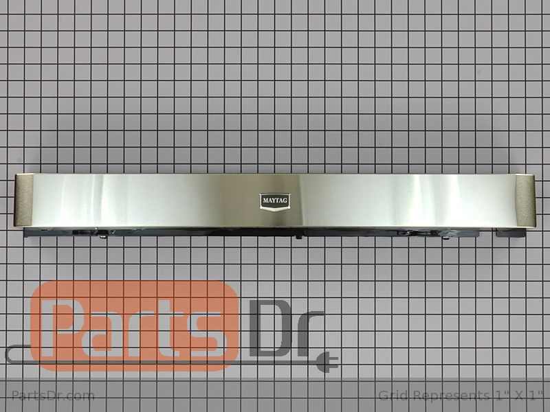 Vent Grille (Stainless) W10259232