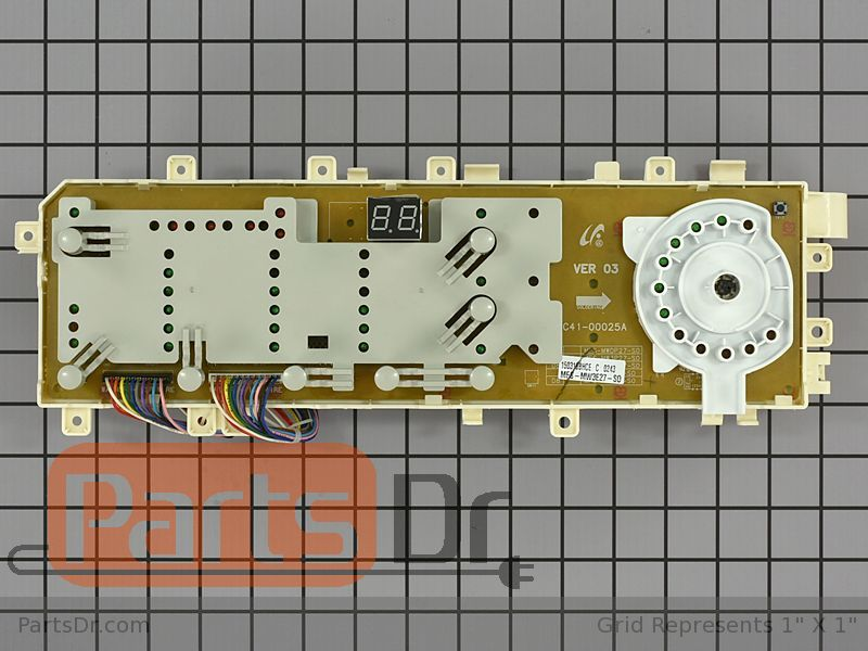 Wpw10273828 Whirlpool Main Control Board Parts Dr