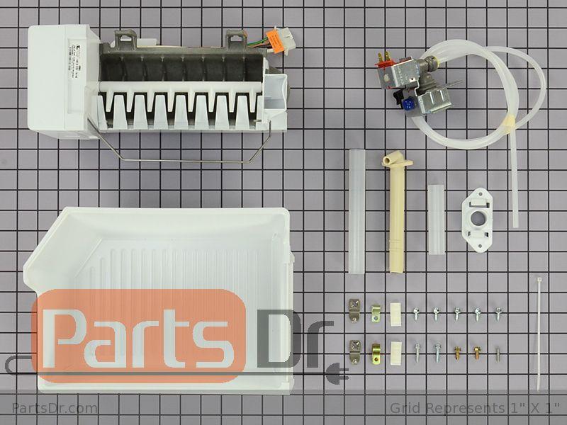 Wpw10315447 Whirlpool Ice Maker Kit 24eckmf Parts Dr