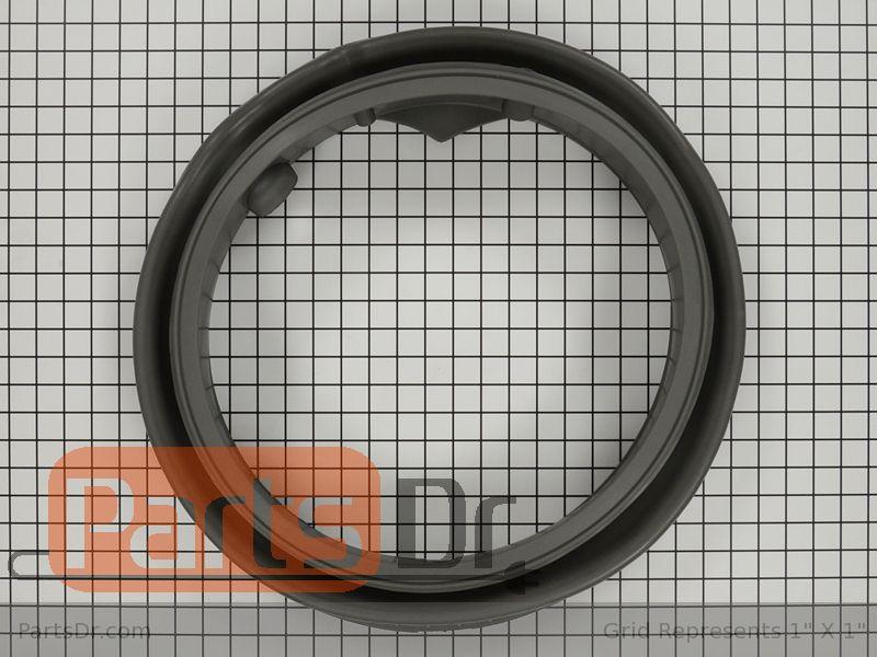 Washer Parts · Door Boot Seal  sc 1 st  Parts Dr & WPW10340443 - Whirlpool Door Boot Seal   Parts Dr