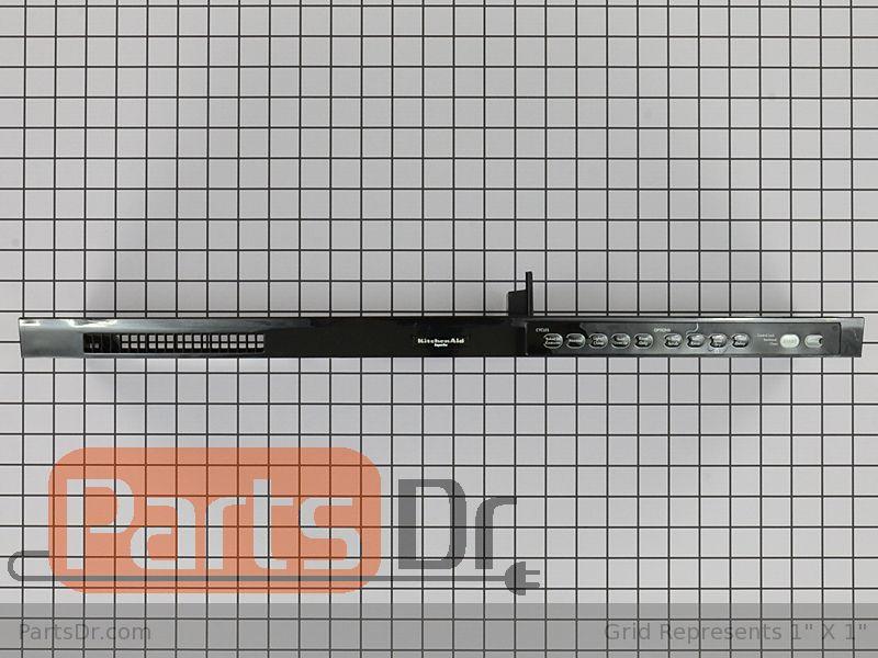 W10775980 - KitchenAid Control Panel | Parts Dr on