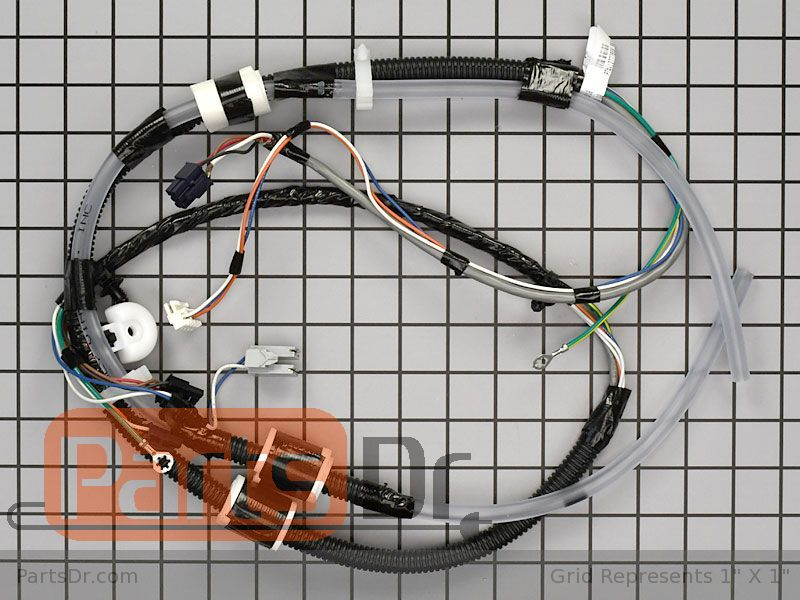 lower wiring harness Wiring Harness Vt600cd2005