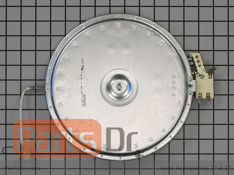 Part OEM Whirlpool W74011242 Cooktop Element Control Switch Genuine Original Equipment Manufacturer