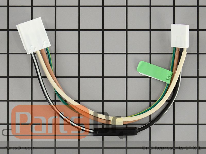 [DIAGRAM_38IU]  W10838084 - Whirlpool Icemaker Wire Harness | Parts Dr | Ice Maker Wiring Harness |  | Parts Dr