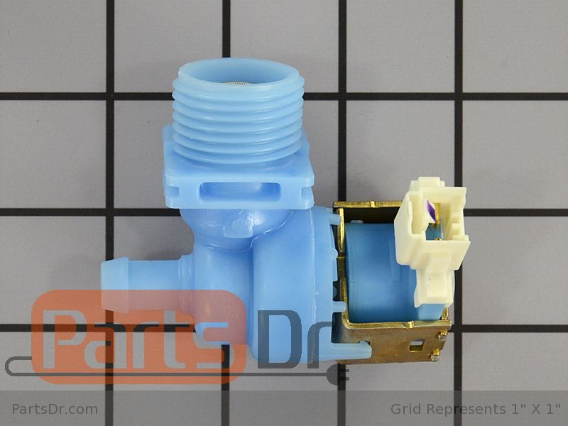 W10872255 Whirlpool Water Inlet Valve Parts Dr