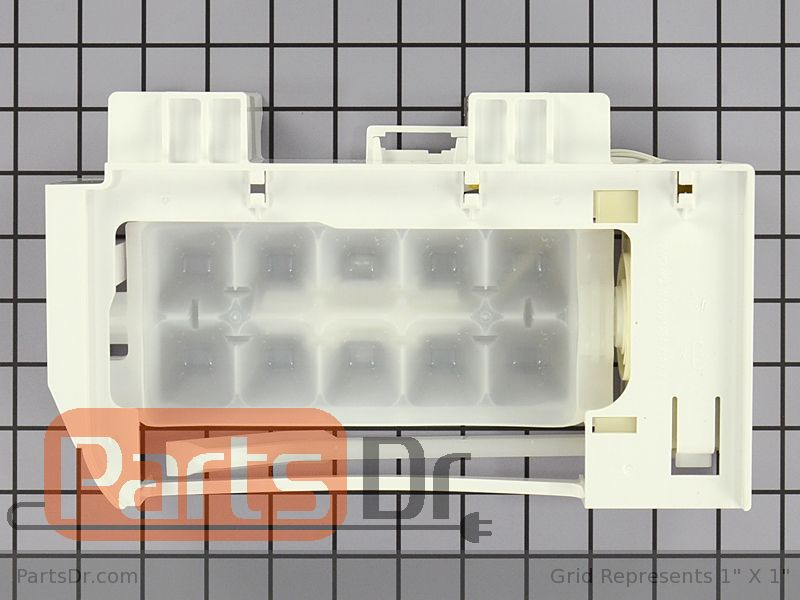 W10873791 Whirlpool Ice Maker Assembly Parts Dr