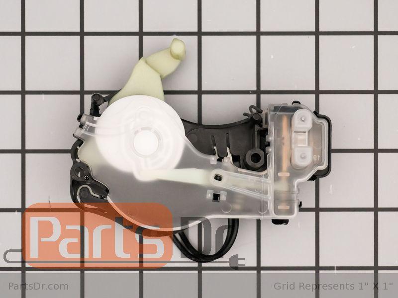 OEM Part Whirlpool W10913952 Washer Gear Case Shift Actuator Genuine Original Equipment Manufacturer