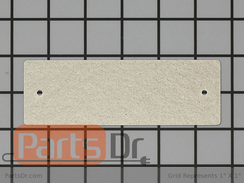 Microwave Parts Inlet Cover
