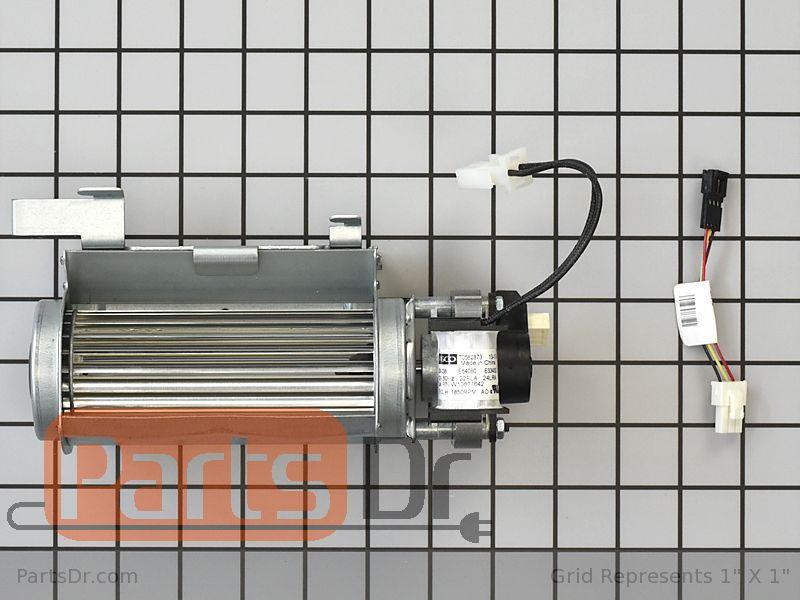 W11107275 Whirlpool Blower Motor Hall Sensor Parts Dr