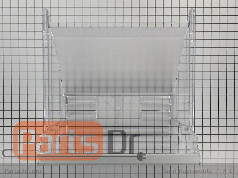 Whirlpool W2256704 Refrigerator Crisper Drawer Genuine Original Equipment Manufacturer OEM Part