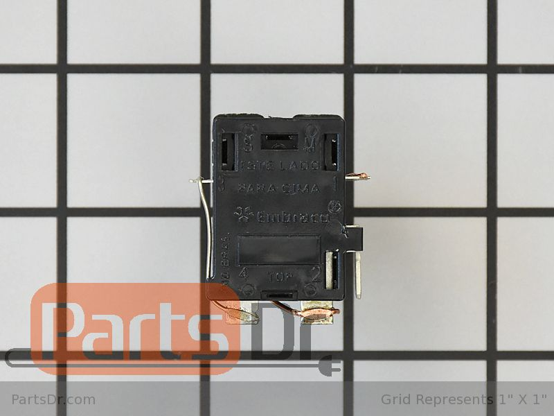 WP2217224 - Whirlpool Ice Machine Start Relay | Parts Dr on