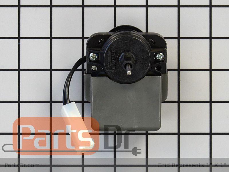 Whirlpool 2315549 Motor-Evap