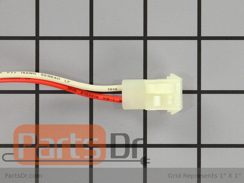 Genuine OEM WP4-82691-001 Whirlpool Motor Condenser