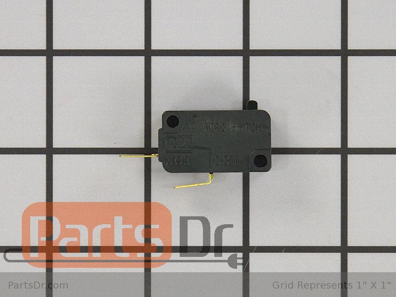 Wp74008263 Whirlpool Door Lock Switch Parts Dr