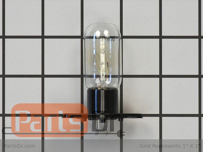 Whirlpool Microwave Light Bulb Embly